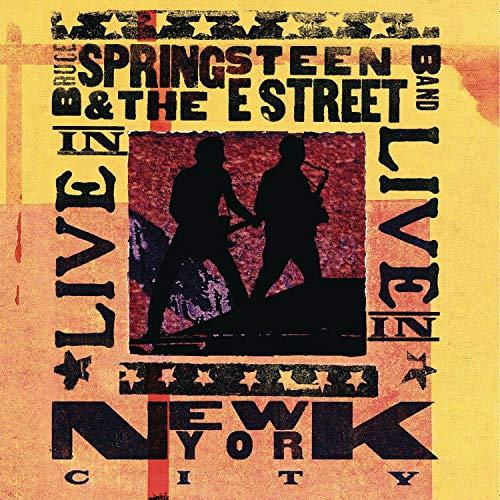 Amazon: Bruce Springsteen Live in NYC (3 discos) Vinyl
