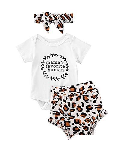 Amazon: Conjunto niña 3-6 meses