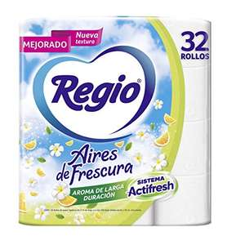 Amazon papel higiénico Rollo Regio 32 piezas