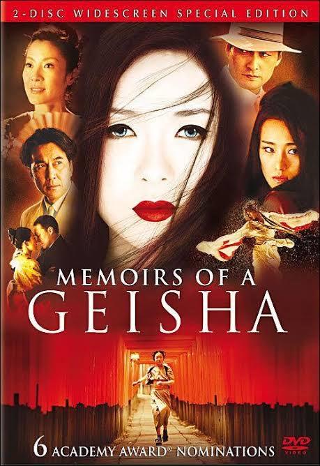 iTunes: Memorias de una Geisha