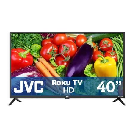Sam's Club: Pantalla JVC 40 Pulgadas HD Smart Roku SI40FR,