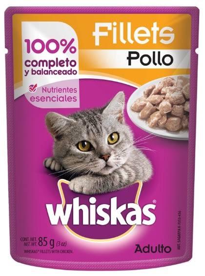 Walmart   Sobre Whiskas a $6.35