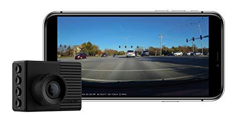 Amazon: Dash CAM Dash CAM 56, GPS, NA, Color Negro