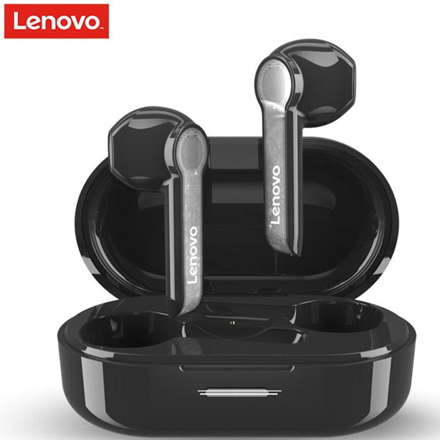 Linio: Lenovo Auriculares HT08 Bluetooth 5.0, Asistente de Voz