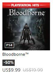 PlayStation: PS4 Bloodborne