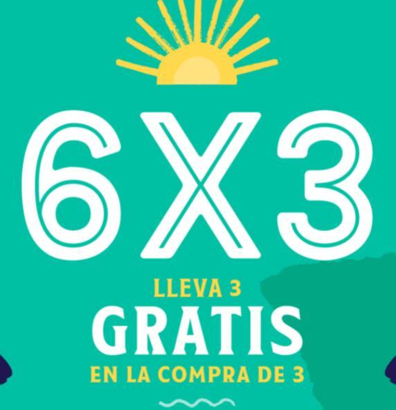 Promoción Día del Amigo Natural Scents: 6×3 ó 3×2 en productos participantes