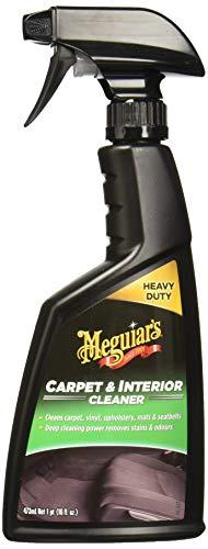 Amazon: Meguiar's limpiador de alfombras 473ml