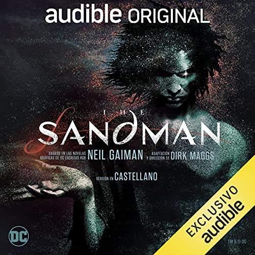 Audible: GRATIS The Sandman de Neil Gaiman y Dirk Maggs (inglés)