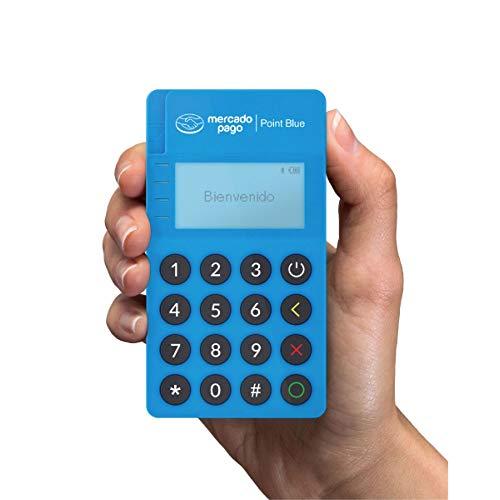 Amazon: [Oferta Flash] Point Blue Lector Lector de Tarjetas de Crédito y Débito, Color Azul, Único
