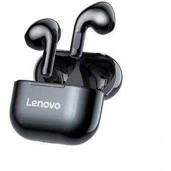 Linio: Lenovo LP40 TWS Auricular bluetooth inalámbrico 5.0 (color negro)