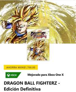 Xbox, Dragon Ball Fighter Z Ultimate