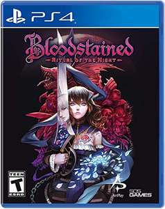Amazon Bloodstained PlayStation - Standard Edition PS4.