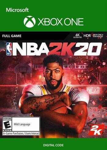 Eneba: NBA 2020 Xbox