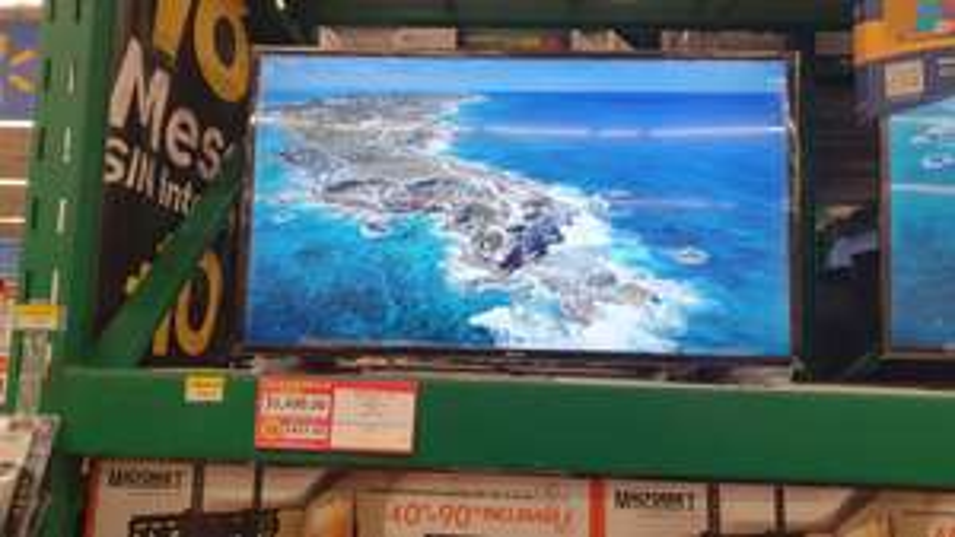 Walmart: Pantalla Samsung 40 pulgadas