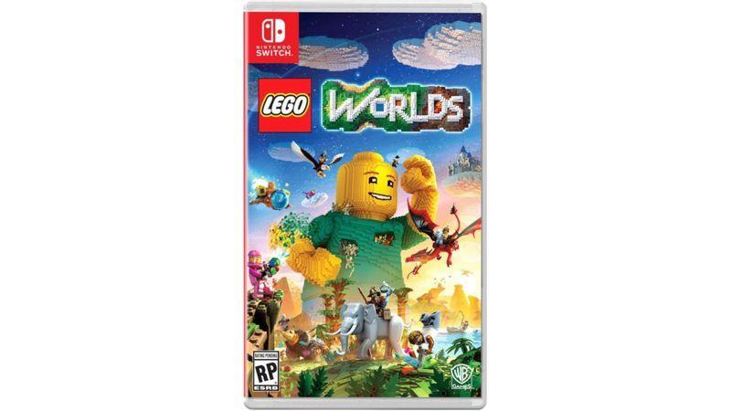 Elektra: LEGO WORLDS PARA NINTENDO SWITCH