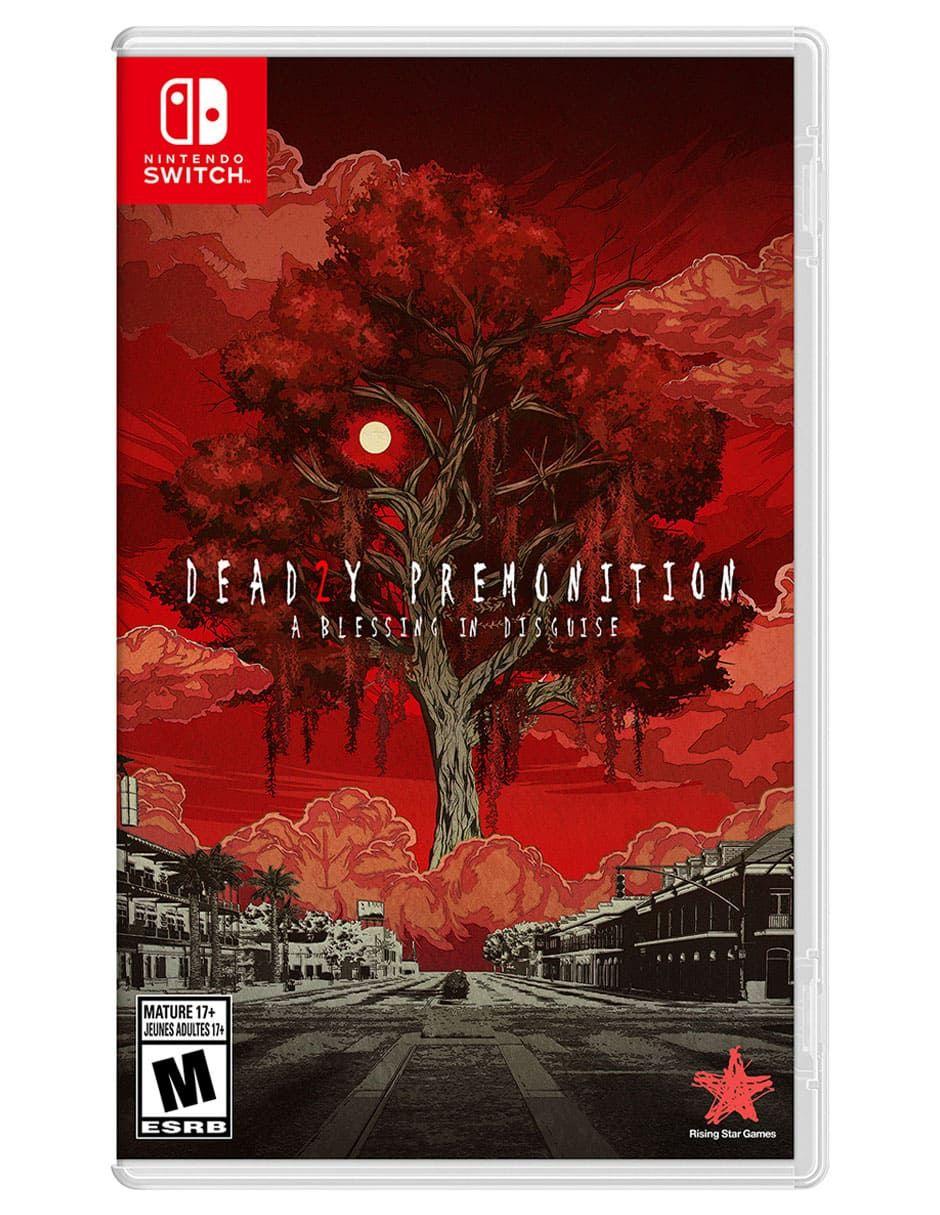 Liverpool: Deadly Premonition 2 A Blessing In Disguise Edición Estándar para Nintendo switch Juego Físico