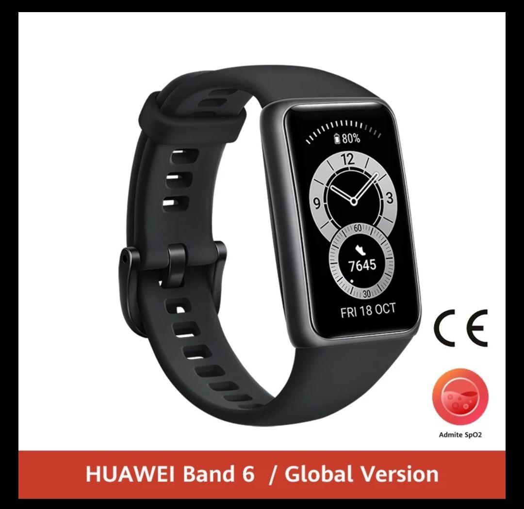 AliExpress: Huawei Band 6 Version Global