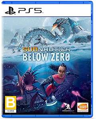 Amazon: Subnautica: Below Zero - PS5