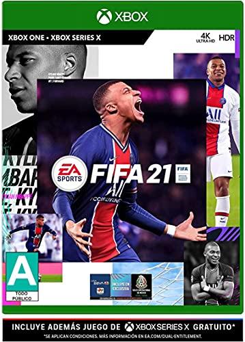 Amazon: FIFA 21 - Xbox One