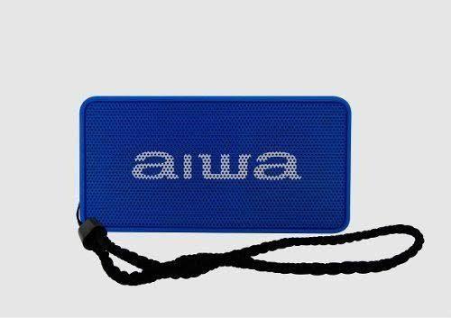 Chedraui: Mini speaker AIWA última liquidación.