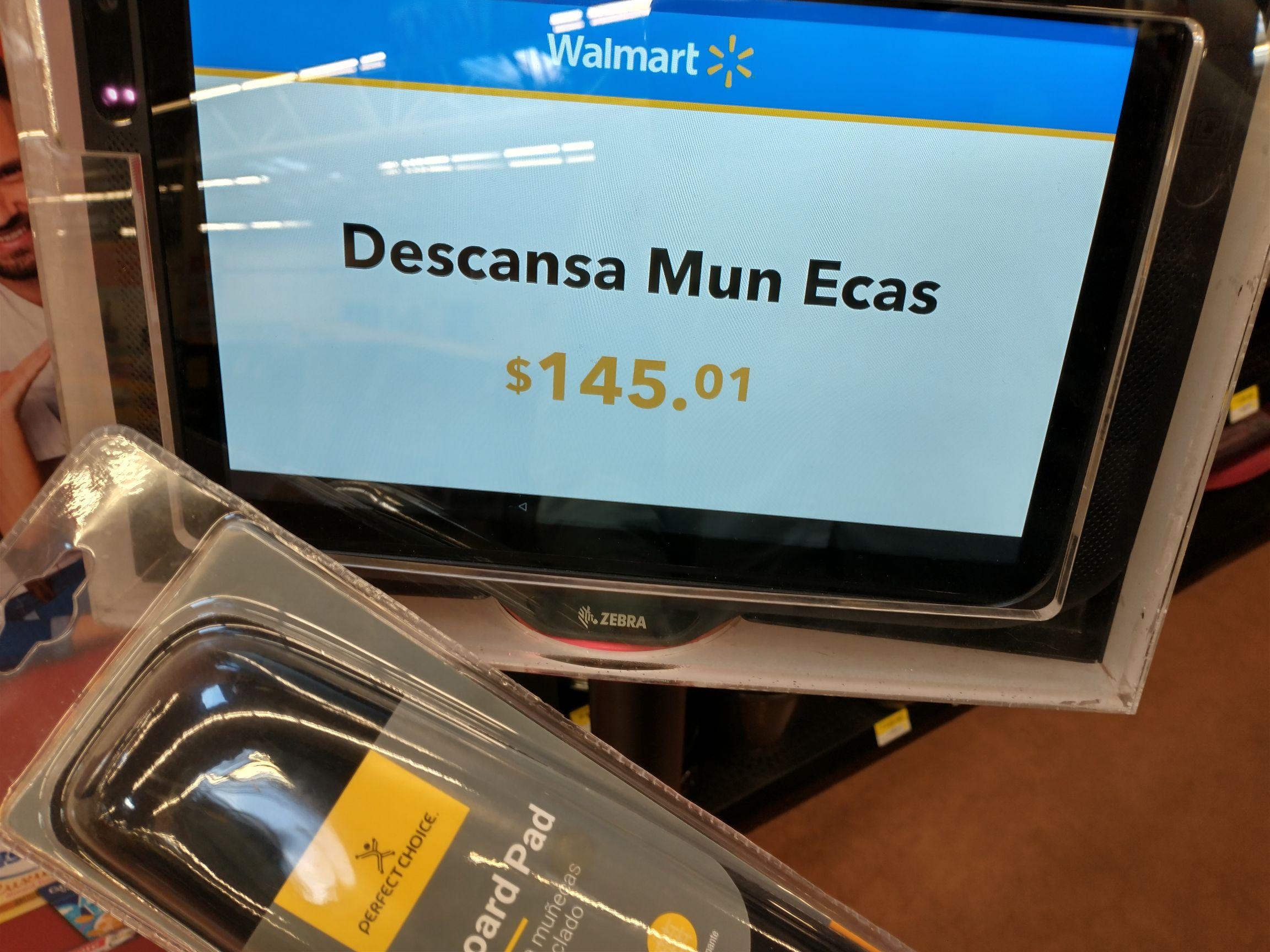 Walmart Parral: ofertas de liquidación - Descansa muñecas, Cafetera y más