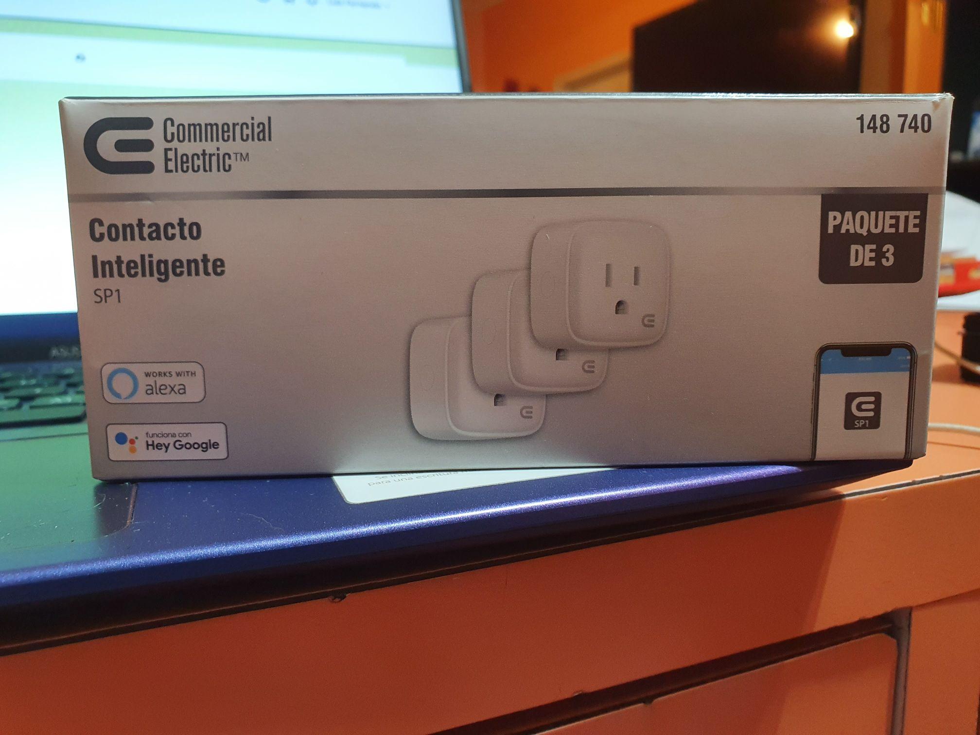 Home Depot: Contacto Inteligente 3 Pack