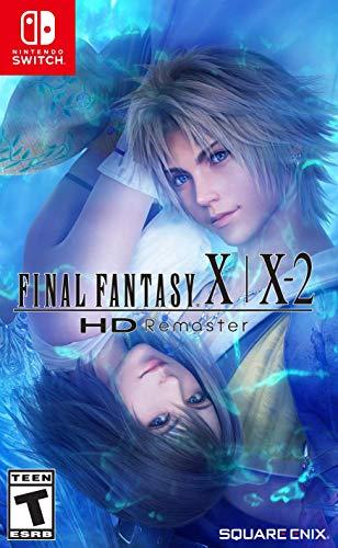 Amazon Final Fantasy X|X-2 HD Remaster - Nintendo Switch - Remastered Edition