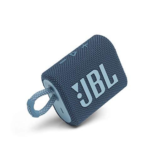Amazon: JBL Bocina Portátil GO 3 Bluetooth