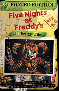 Amazon: The Freddy Files. Updated Edition(Pasta blanda)[Five Nights At Freddy's]