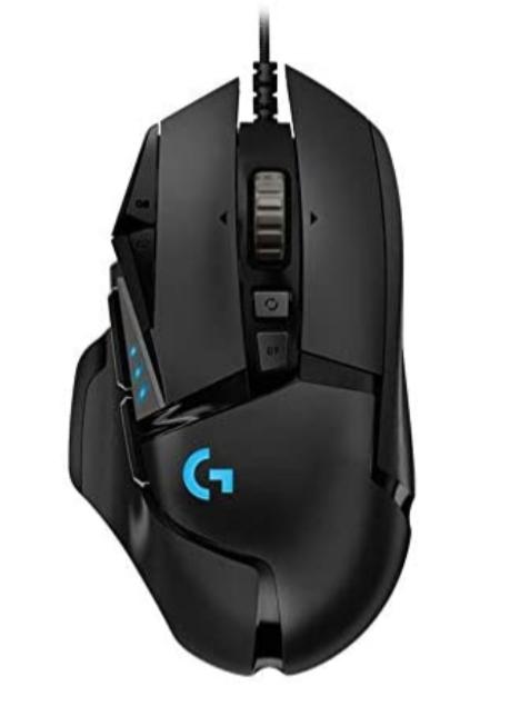 Amazon: Logitech G502 HERO