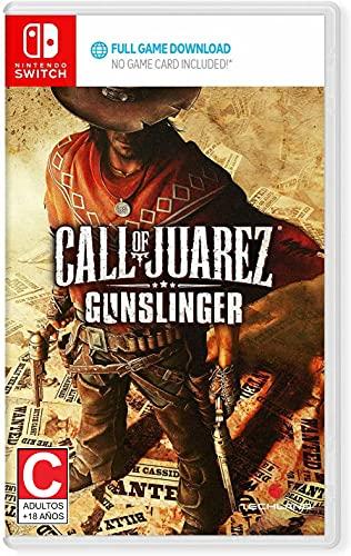 Amazon: Call of Juarez: Gunslinger - Standard Edition - Nintendo Switch