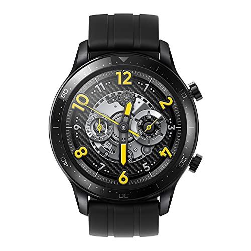 Amazon: realme Watch S Pro Negro Smartwatch Pantalla Amoled 420mAh GPS