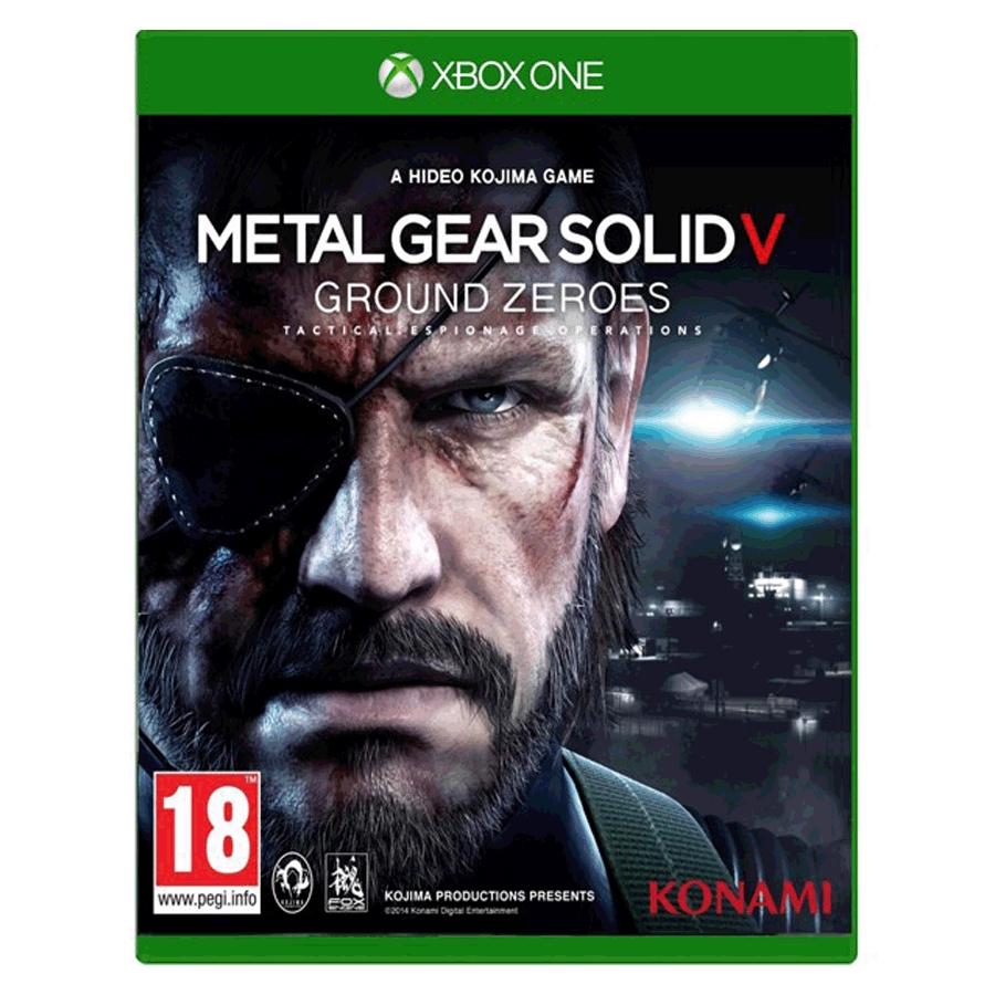 Radioshack: Metal Gear Solid V Ground Zeroes / Juego completo / Xbox One