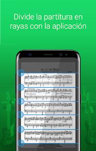 Google Play Store: ¡GRATIS! Mis partituras: visor y escáner de partituras