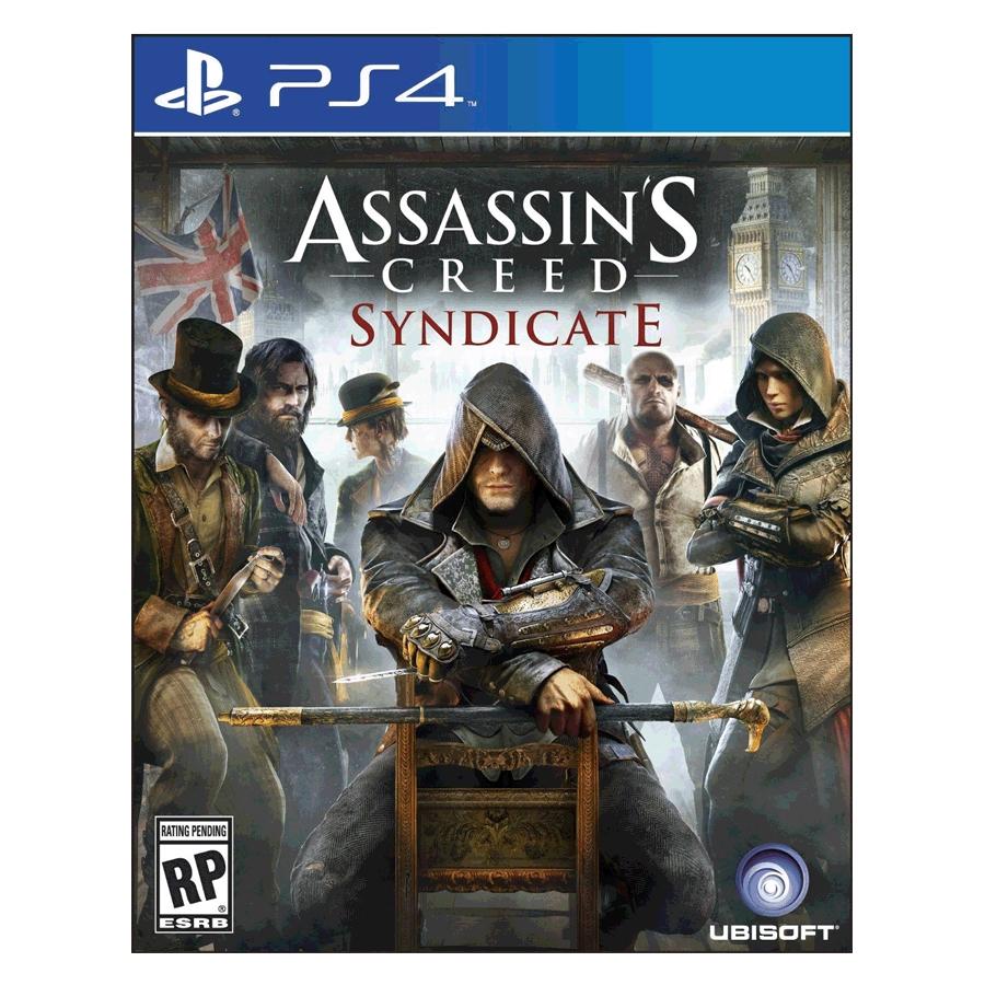 RadioShack: Assassins Creed Syndicate ps4