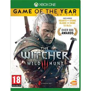 Xbox| Microsoft Store: The Witcher 3: Wild Hunt - Complete Edition