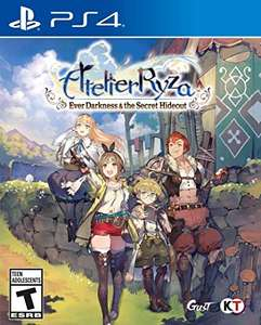 Amazon: Atelier Ryza: Ever Darkness & The Secret Hideout - PlayStation 4