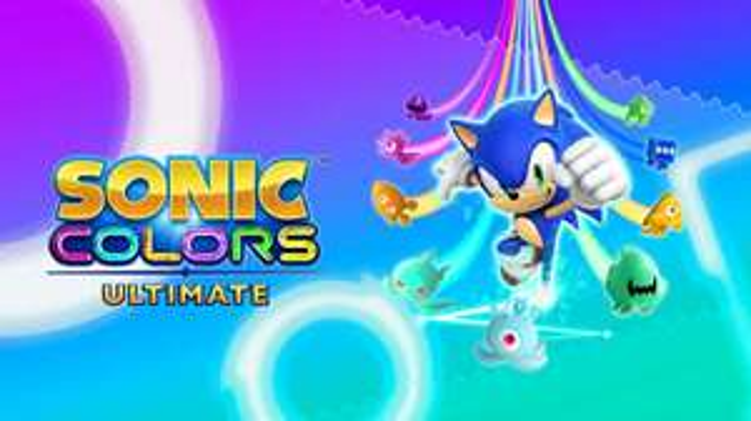 Nintendo eShop: Sonic Colors: Ultimate