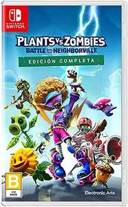Amazon: Switch Plants Vs. Zombies: Battle For Neighborville - Complete Edition