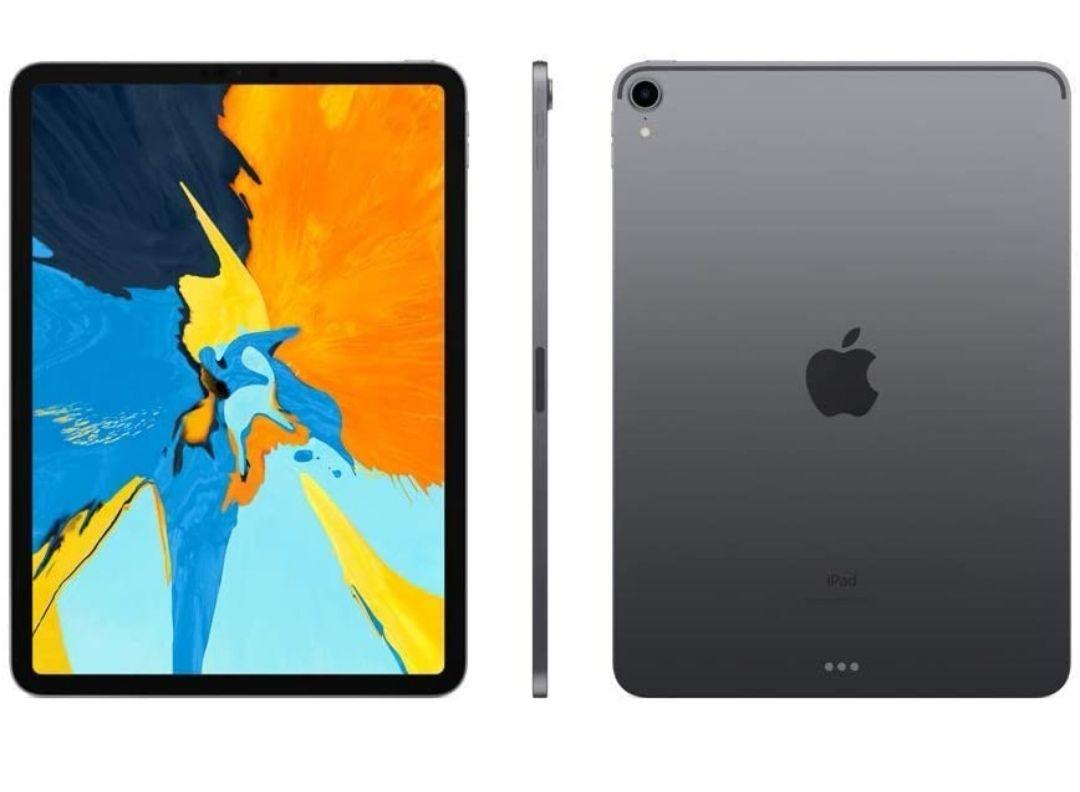 Amazon: Apple iPad Pro (11-inch, Wi-Fi, 64GB) (Renewed)