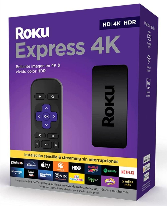 Amazon: Roku Express 4k 2021
