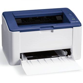 Linio Impresora Laser XEROX 3020 Monocromatica 21ppm Inalambrica