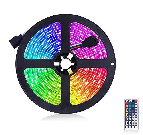 Amazon: Tira Luz LED, 5M Tira Luces 5050RGB