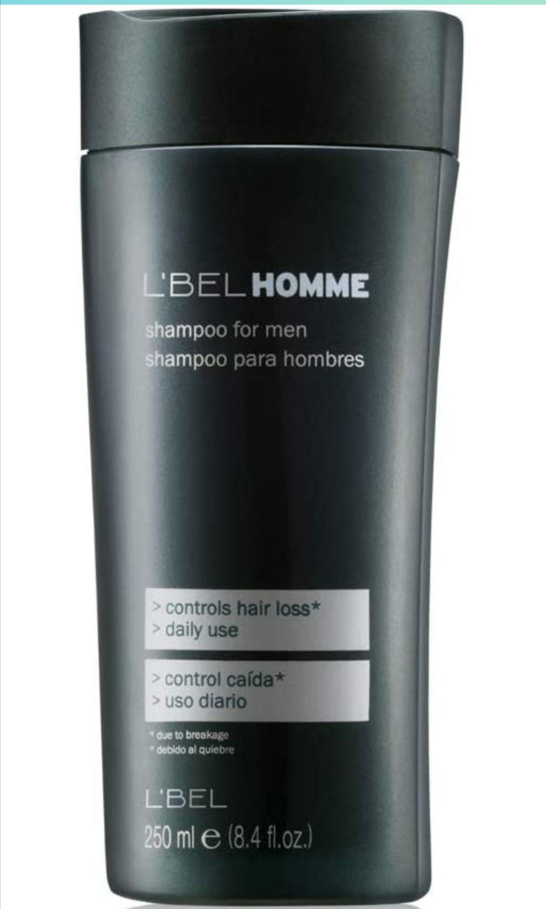 Amazon: Shampoo L'bel for Men | Envío gratis con Amazon Prime