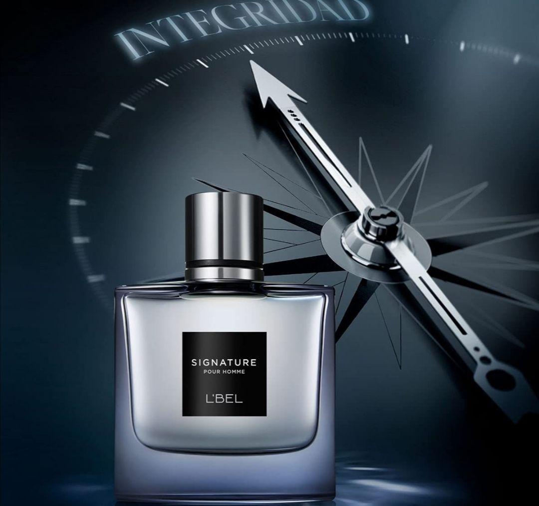 Amazon L'Bel Signature Perfume para Hombre