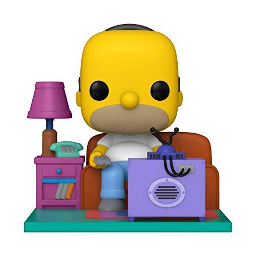 Amazon: Funko Pop! Deluxe: Simpsons - Homer Watching TV