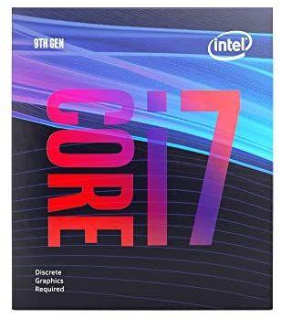 Amazon: Intel core i7 9a generación BX80684I79700F