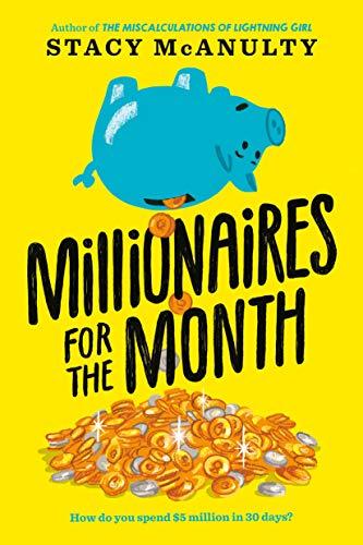 "Amazon: Libro pasta dura ""Millonarios por un mes"""
