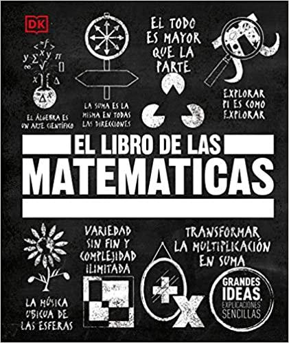Amazon: Hasta 15% en libros de Matematicas