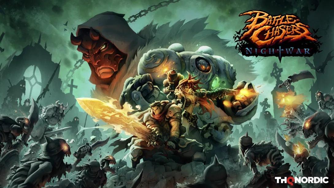 Nintendo eShop: Battle Chasers: Nightwar